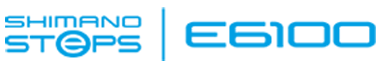 Shimano Steps E6100 Logo
